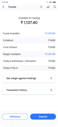 Best Trading App with Easy Pay In/Pay Out